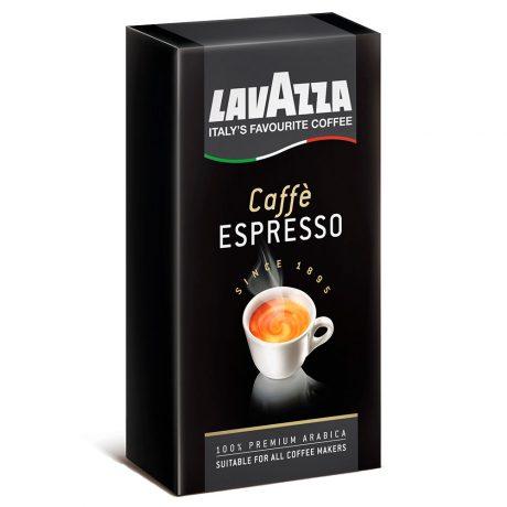 Мляно Кафе Espresso на Lavazza Вакум 250 гр