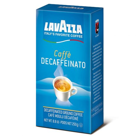 Мляно Кафе Decaffeinato на Lavazza Вакум 250 гр