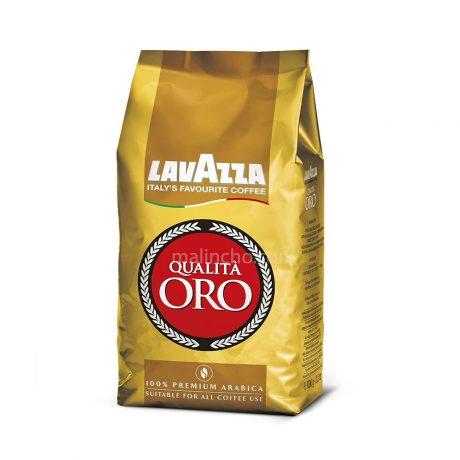 Кафе на Зърна Qualita Oro на Lavazza 250 гр